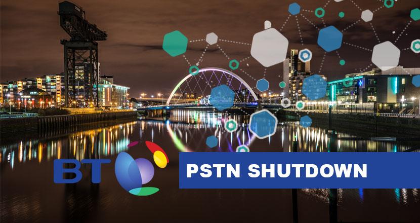 BT Shutdown PSTN & ISDN